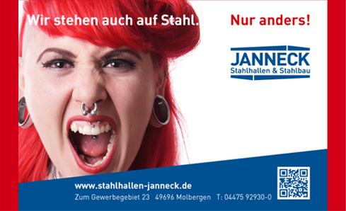 Stahlhallen Janneck
